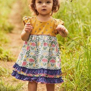 NWT Matilda Jane Dream Big Dress, Pants & Bloomers